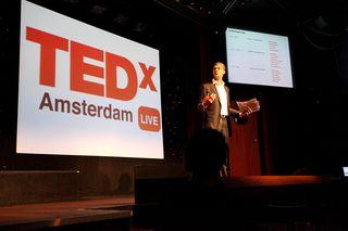 TEDxAmsLive intro